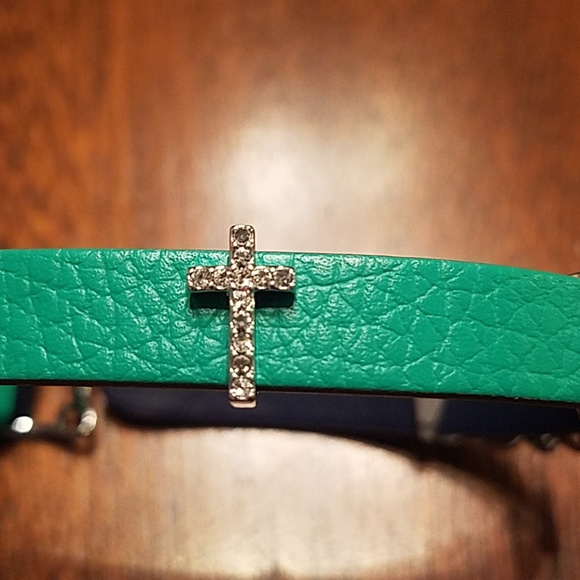 KEEP Collective Jewelry - KEEP Collective Pavé cross